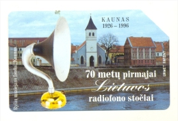 Lithuania 70 Years Of Radio, Kaunas - Lithuania