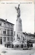 88 - VAL-d'AJOL      Monument   Morts      -Z- - Autres Communes