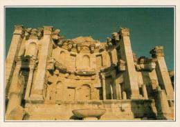JARASH.  FONTANA  DELLE  NINFE        (NUOVA Con Descrizione Del Luogo Sul Retro) - Giordania