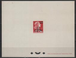 Réunion  Epreuve De Luxe Du N° 337A Sans Gomme - Reunion Island (1852-1975)