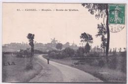 Cassel Montée Route De Watten - Cassel