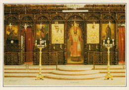 CIPRO  PANTANASSA: LA CHIESA ORTODOSSA     (NUOVA Con Descrizione Del Luogo Sul Retro) - Cipro