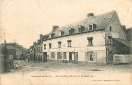 Hôtel Du Lion D'Or  Route De Neubourg - Beaumont-le-Roger
