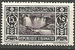 GRAND LIBAN N�145 NEUF** LUXE SANS CHARNIERE / MNH