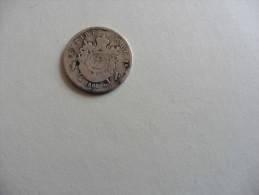 France :1 Franc 1868  Napoléon III - France