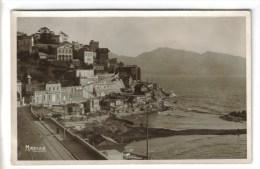 CPSM MARSEILLE (Bouches Du Rhone) - La Corniche : L'Anse Du Prophète - Quartiers Sud, Mazargues, Bonneveine, Pointe Rouge, Calanques