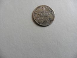 France : 20 Centimes  1864 A Napoléon III - France