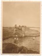 Foto/Photo. Brioni 1932. Baigneurs En Maillot. - Places