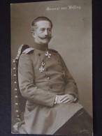 Général Moritz VON BISSING (1844-1917) - Officier Prussien - Guerre 1914-18 - WW1 - Voyagée Le 2 Août 1916 - A Voir ! - Guerre 1914-18