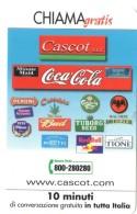 NUOVA-(Mint)-TELECOM ITALIA- -CHIAMAGRATIS- CASCOT - Non Classificati