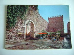 TAORMINA    SICILIA   VIAGGIATA COME DA FOTO ITALY ITALIE - Messina