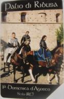 USATA-1898-TELECOM ITALIA- PALIO DI RIBUSA - Italia