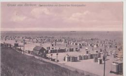 GRUSS AUS BORKUM-Sommerleben Am Strand Bei Niedrigwaller- - Borkum