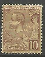 MONACO N° 14 NEUF* TB / CHARNIERE / 2 SCANS - Monaco