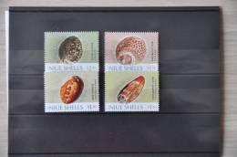 G 207 ++ 2012 NIUE ++ SHELLS MUSSEL SCHELPEN ++ MNH ** VERY FINE - Niue