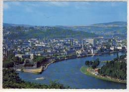 KOBLENZ Am Rhein, Deutsche Eck Mit Campingplatz - Koblenz