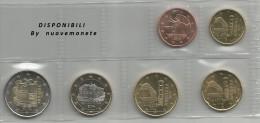 ANDORRA 2014 Finalmente DISPONIBILI LE PRIME 6 MONETE UNC Da 5 Cent A 2 Euro - Andorra