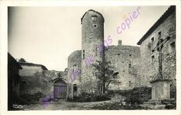 07. SALAVAS . Le Chateau . - Sonstige Gemeinden