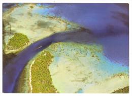 Oceanie - Polynesie Française - Rangiroa - La Passe De Avatoru (2scann) - Französisch-Polynesien