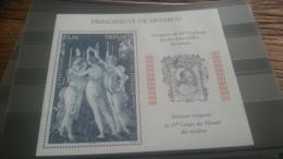 LOT 249898 TIMBRE DE MONACO NEUF** LUXE