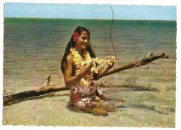 Oceanie - Polynesie Française-tahiti-tout Le Charme De La Polynesie - All The Beauty And Charm Of Polynesie (2scann) - Französisch-Polynesien