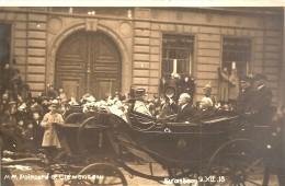 67 STRASBOURG MONSIEUR POINCARRE MONSIEUR CLEMENCEAU 9 DECEMBRE 1918 - Strasbourg