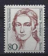 Germany (Berlin) 1986  Frauen: Clara Schumann  (**) MNH  Mi.771 - Unused Stamps