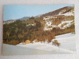 """CP 74 SAXEL Par BOEGE  -   Village De Vacances   """"  Le Clos Belle Vue  """"  Le Mont Bené 1972    DM3.2 - Boëge"""
