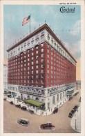 Ohio Cleveland Hotel Statler 1923