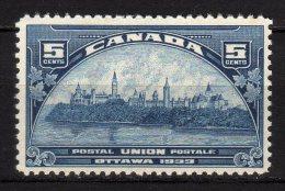 CANADA - 1933 Scott# 202 YT 168 (*) - 1911-1935 George V