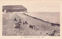 CRIEL - PLAGE  La Plage (LL 38 ) - Criel Sur Mer