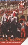 USATA-1779- TELECOM ITALIA-CARNEVALE DI IVREA- - Italia