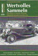 MICHEL Wertvolles Sammeln 2/2015 Neu 15€ Sammel-Objekte Luxus Informationen Of The World New Special Magazine Of Germany - Collections