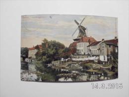 Emden. - Am Burggraben. (6 - 8 - 1910) - Emden