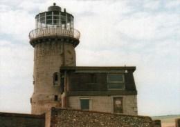 Postcard - Belle Toute Lighthouse, Sussex. SMH107 - Lighthouses