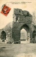 DOMME - Porte Delbos (date 1914) - Thiviers