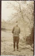 E2 Guerre 1914-18 - Sous-Officier Du 9e Régiment De Génie De Verdun - Arborant Fierement Sa Légion D'Honneur - Oorlog, Militair