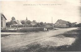 ARDELLES - 28 - CPA INTROUVABLE SUR LE SITE - Vue D´Ensemble Et Entrée Du Village - VAN - - France