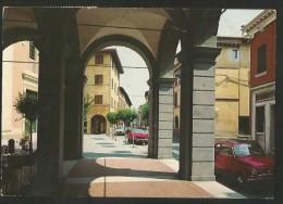 MELDOLA Loggiato Del Comune E Via Roma Emilia-Romagna Forli Francobollo Castello Di Canossa 1978 - Forlì