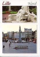 Lille Nord -  La Place Général De Gaulle - Le P'tit Quinquin (multivues éd Combier) - Lille