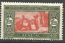 SENEGAL  N�  107A NEUF** TTB SANS CHARNIERE / MNH