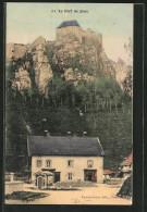CPA Fort De Joux, Vue Générale - Non Classés