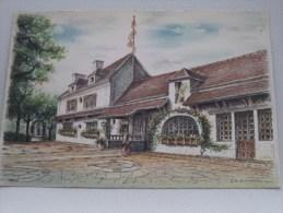 L'AUBERGADE Pontchartrain ( Ogier Prop. ) Tél Neauphle-le-Château 263 ( Zie Foto Voor Details ) !! - Hotels & Restaurants