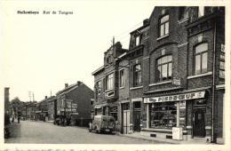 BELGIQUE - LIEGE - OUPEYE - HALLEMBAYE - Rue De Tongres. - Oupeye