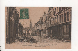 Armentieres Rues D Armentieres Guerre - Armentieres