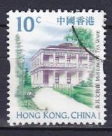 Hong Kong China 1999 Mi. 897 A     10 C Tee-Museum Tea Museum In Flagstaff House - Gebraucht