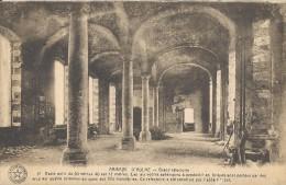 Les Ruines De L´Abbaye D´Aulne.   -  Grand Réfectoire - Thuin