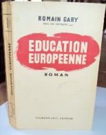 Éducation Européenne Par Romain GARY, 1945 Récit Résistance, Bataille De Stalingrad - Livres, BD, Revues