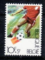 BELGIUM 1982 WORLD CUP SPAIN  MNH - 1982 – Spain