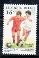 BELGIUM 1994 WORLD CUP USA  MNH - 1994 – USA